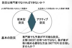 アクティブ防災講座の特徴1