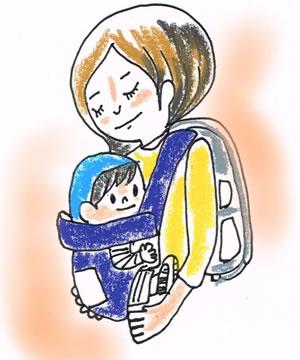 小さな子どもと避難する、3つの心得
